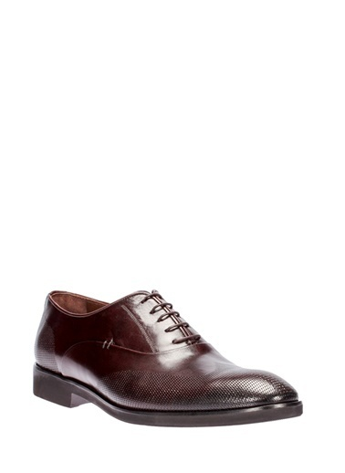 İnci Hakiki Deri Erkek Ayakkabı Kahve